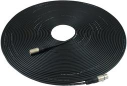 Gls Audio 100Ft Mic Cable Patch Cords - Xlr Male To Xlr Fema