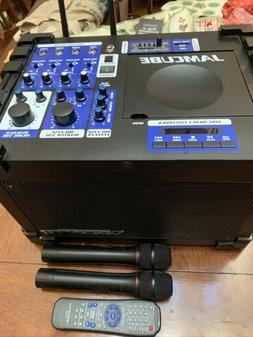 Complete Karaoke Set with 7 CDs Included