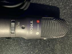 Sony ECM-MS957 Professional Stereo Condenser Microphone w/ X