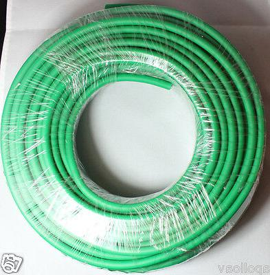 100ft green star quad balanced microphone cable