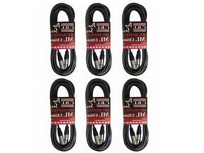 6 pack mlu ultimate 30ft pro sound