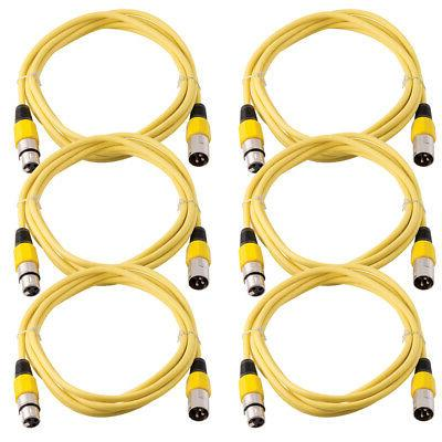 grindhouse 6 pack of 10 foot yellow