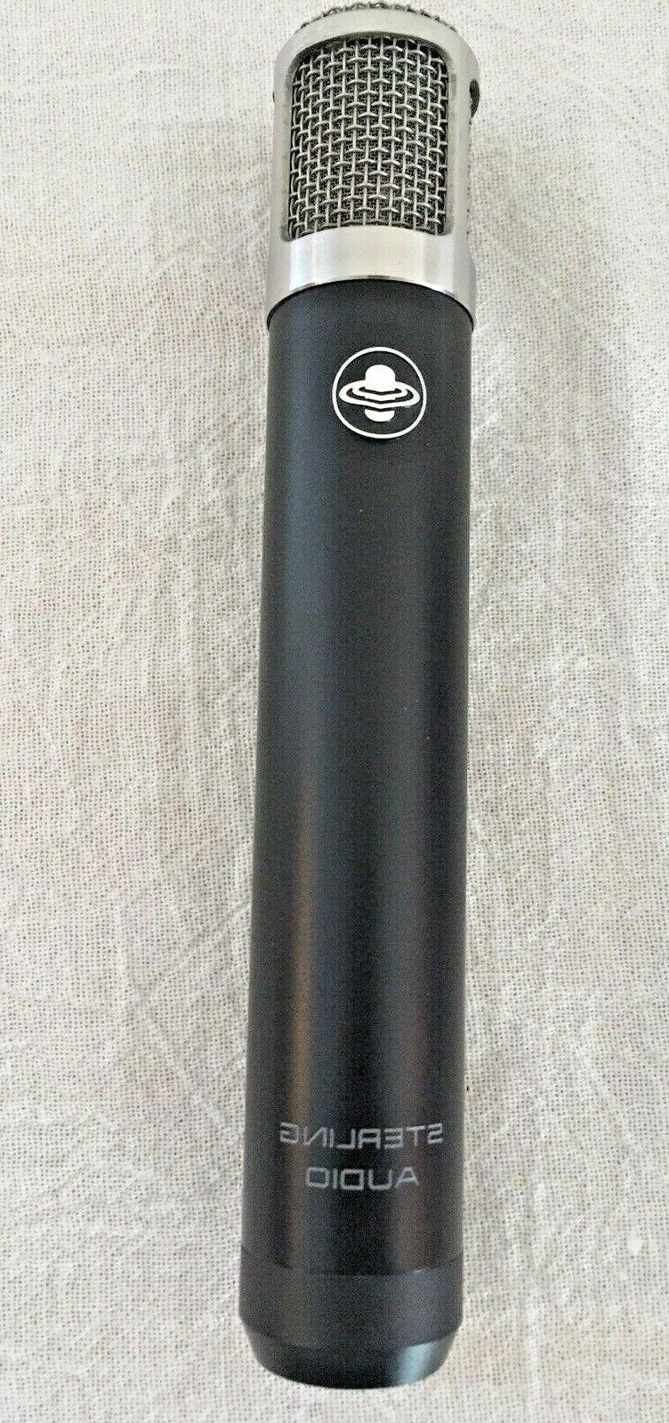 st31 condenser microphone mic with carrying case