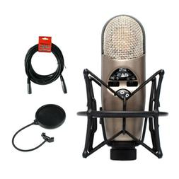 CAD M179 Variable-Pattern Condenser Microphone with 20' XLR