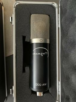 ma 200 tube condenser cable professional microphone