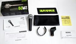 Shure SM58S Dynamic Vocal Microphone with On/Off Switch With