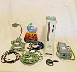 XBOX 360 Console Cables Fable III Controller Chatpad Earpiec